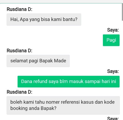 Perjuangan Refund Tiket Pesawat (Part 2)