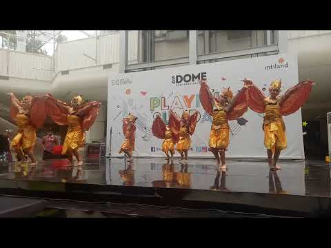 Playfull Sunday Performance : Tari Manuk Rawa