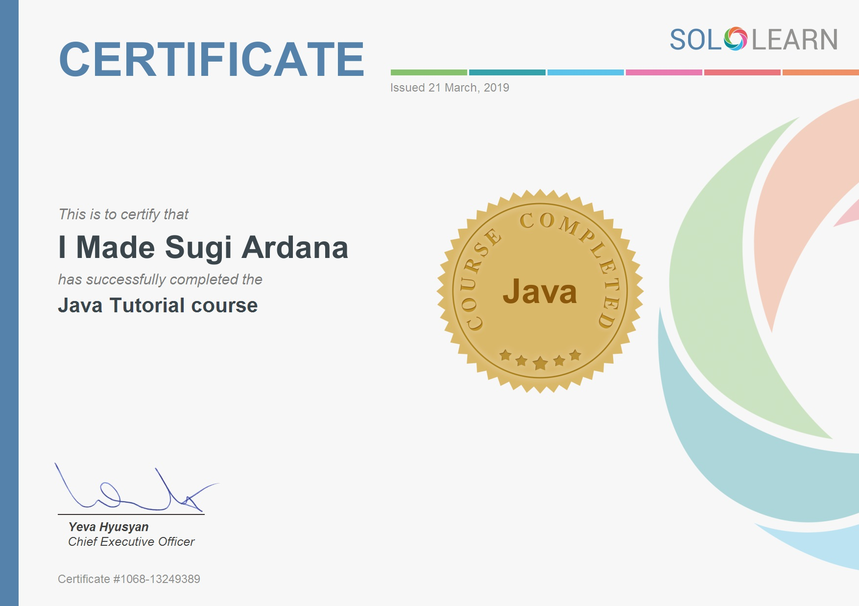 certificate-Java-Tutorial-1068-13249389