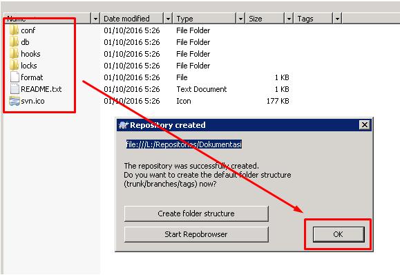 Panduan Setup Repository Versioning Menggunakan TortoiseSVN