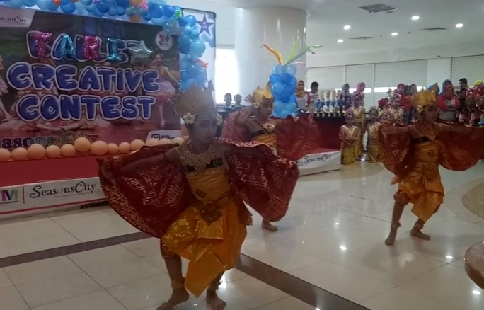 Tari Creative Contest – Season City Trade Mall